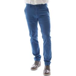 Ruhák Férfi Chino nadrágok / Carrot nadrágok Sei3sei 6DAYTONA E1649 Kék