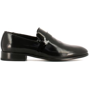 Cipők Férfi Mokkaszínek Rogers 10MB Fekete