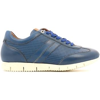 Cipők Férfi Rövid szárú edzőcipők Marco Ferretti 140557MG 2141 Kék