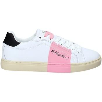Cipők Női Rövid szárú edzőcipők Byblos Blu 2UA0002 LE9999 Fehér