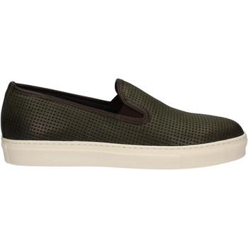 Cipők Férfi Belebújós cipők Soldini 20137 K V06 Zöld