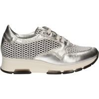 Cipők Női Rövid szárú edzőcipők Keys 5181 Ezüst
