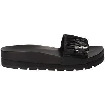 Cipők Női Papucsok Apepazza MMI02 Fekete