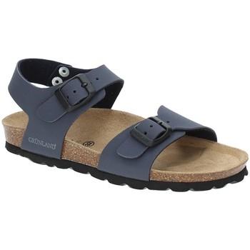 Cipők Fiú Szandálok / Saruk Grunland SB0901 Kék