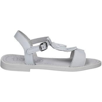 Cipők Gyerek Szandálok / Saruk Lulu LT080061L Fehér