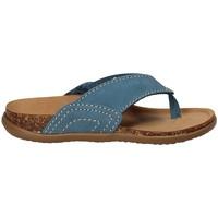 Cipők Gyerek Lábujjközös papucsok Bionatura MICHI Kék