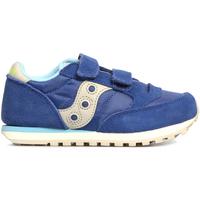 Cipők Gyerek Rövid szárú edzőcipők Saucony SK262487 Kék