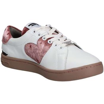 Cipők Női Divat edzőcipők Fornarina PI18AN1059VA09 Fehér
