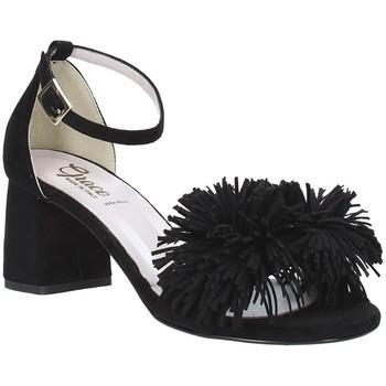 Cipők Női Szandálok / Saruk Grace Shoes 380020 Fekete