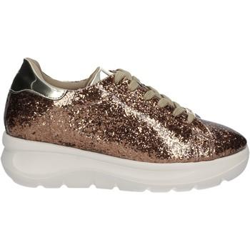 Cipők Női Rövid szárú edzőcipők Fornarina PE17VH9545G091 Arany