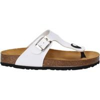Cipők Női Lábujjközös papucsok Everlast EV-222 Fehér