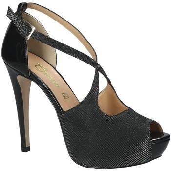 Cipők Női Szandálok / Saruk Grace Shoes 1552 Fekete