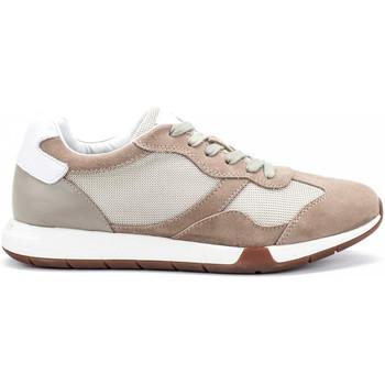 Cipők Férfi Rövid szárú edzőcipők Lumberjack SM40805 002 N86 Bézs