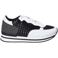 Cipők Női Rövid szárú edzőcipők Fornarina PI18SK1123P009 Fekete