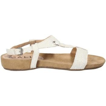 Cipők Női Szandálok / Saruk Mally 4681 Fehér