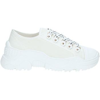 Cipők Női Rövid szárú edzőcipők Gold&gold A19 GT728 Fehér