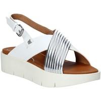 Cipők Női Szandálok / Saruk Wrangler WL91654A Fehér