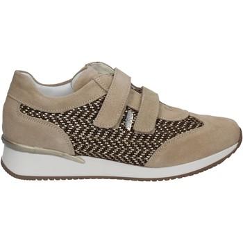 Cipők Női Rövid szárú edzőcipők Keys 5003 Bézs