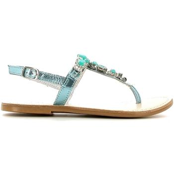 Cipők Gyerek Lábujjközös papucsok Holalà HT080004L Kék