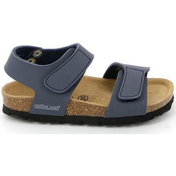 Cipők Gyerek Szandálok / Saruk Grunland SB0014 Kék