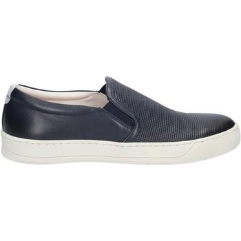 Cipők Férfi Belebújós cipők Marco Ferretti 260033 Kék