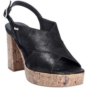 Cipők Női Szandálok / Saruk IgI&CO 1186 Fekete