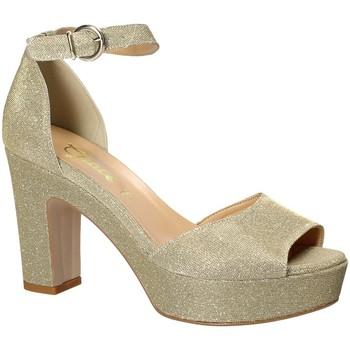 Cipők Női Szandálok / Saruk Grace Shoes 1705 Sárga