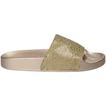 Cipők Női Papucsok Chiara Pacini C18E2506 Sárga