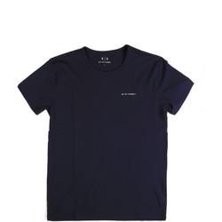 Ruhák Férfi Rövid ujjú pólók Key Up 2G69S 0001 Kék