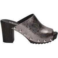 Cipők Női Papucsok Keys 5868 Szürke