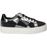 Cipők Női Rövid szárú edzőcipők Keys 5541 Szürke