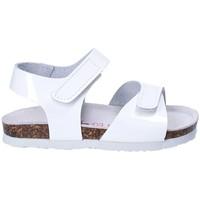 Cipők Lány Szandálok / Saruk Bionatura 22B1019 Fehér