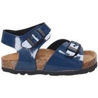 Cipők Gyerek Szandálok / Saruk Bamboo BAM-10 Kék