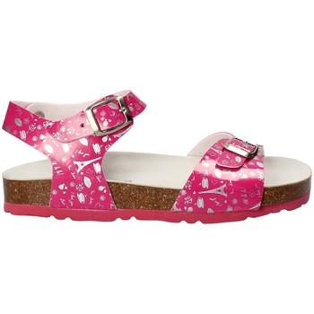 Cipők Lány Szandálok / Saruk Bamboo BAM-10 Rózsaszín
