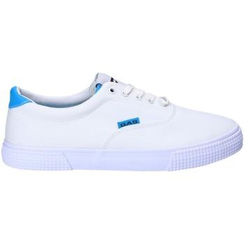 Cipők Férfi Rövid szárú edzőcipők Gas GAM810160 Fehér