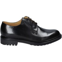 Cipők Férfi Oxford cipők Rogers 122A Fekete