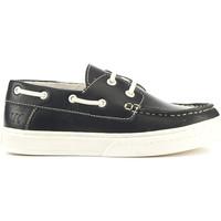 Cipők Gyerek Vitorlás cipők Lumberjack SB28704 001 B01 Fekete