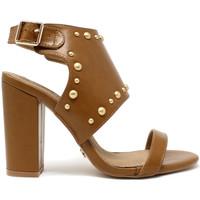Cipők Női Szandálok / Saruk Gold&gold A19 GZ01 Barna