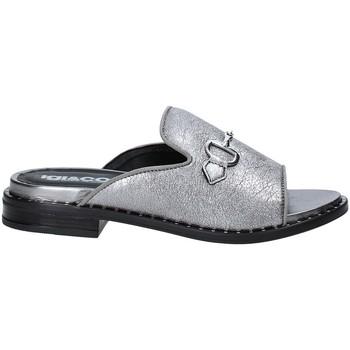 Cipők Női Papucsok IgI&CO 3184033 Szürke