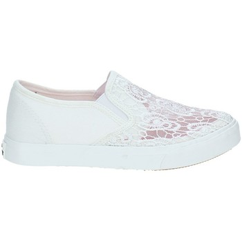Cipők Gyerek Belebújós cipők Miss Sixty S19-SMS321 Fehér