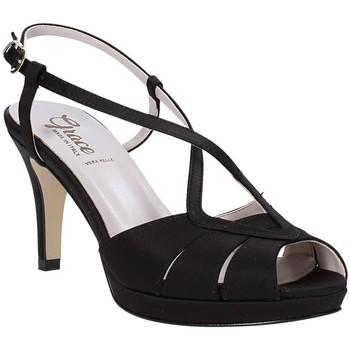 Cipők Női Szandálok / Saruk Grace Shoes 738E008 Fekete