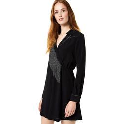 Ruhák Női Rövid ruhák Liu Jo F69292 T9121 Fekete