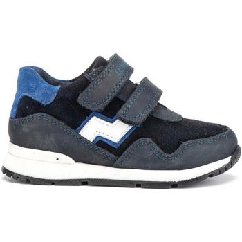 Cipők Gyerek Rövid szárú edzőcipők Lumberjack SB65111 001 M55 Kék