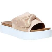 Cipők Női Papucsok Grunland CI1519 Rózsaszín
