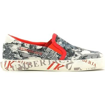 Cipők Gyerek Belebújós cipők Lumberjack SB09105 003 C01 Szürke
