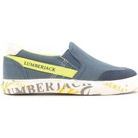 Cipők Gyerek Belebújós cipők Lumberjack SB09105 003 N58 Kék