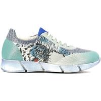 Cipők Gyerek Rövid szárú edzőcipők Crazy MK6210F6E.J Kék