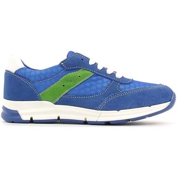 Cipők Gyerek Rövid szárú edzőcipők Crazy MK6020F6E.C Kék