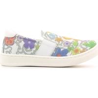 Cipők Gyerek Belebújós cipők Crazy MK1063B6E.X Fehér
