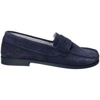 Cipők Gyerek Mokkaszínek Melania ME3608F6E.A2 Kék